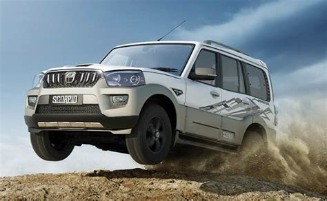mahindra scorpio automatic on road price mahindra scorpio adventure edition launched prices start