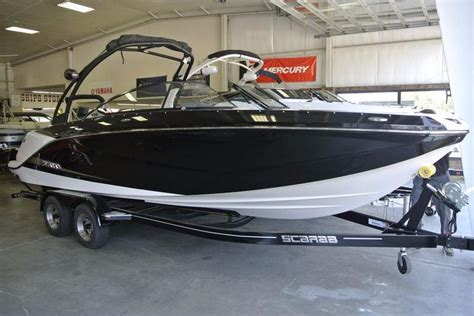 scarab boat speakers 2016 new scarab 255 ho ski and wakeboard boat for sale
