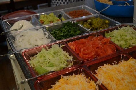 taco bar topping ideas the easiest way to feed a crowd a taco bar