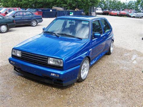 Golf 2 Rally Auto by Vw Golf 2 Rally 1989 Det Er En Tysk Import Bil Og