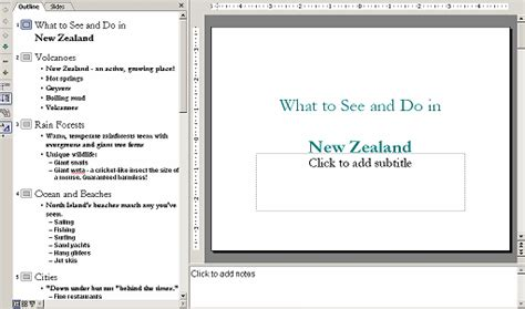 powerpoint presentation outline template jan s powerpoint advanced using a word outline