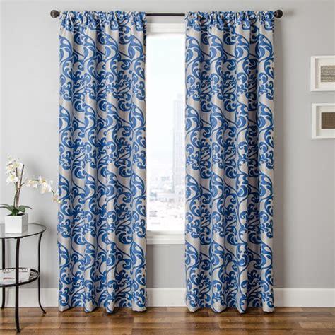 Cobalt Blue Curtains Cobalt Blue Curtain Pair Of Corner