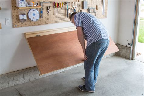 Garage Craft Room Ideas - diy workbenches decorating your small space