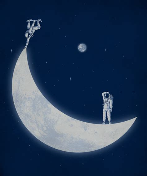 imagenes tumblr luna en la luna mezvan