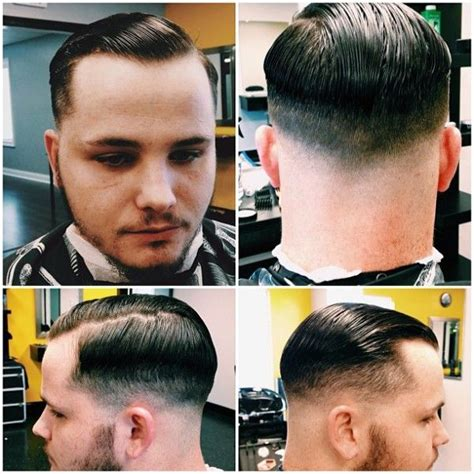 barber shop cuts short hairstyle 2013