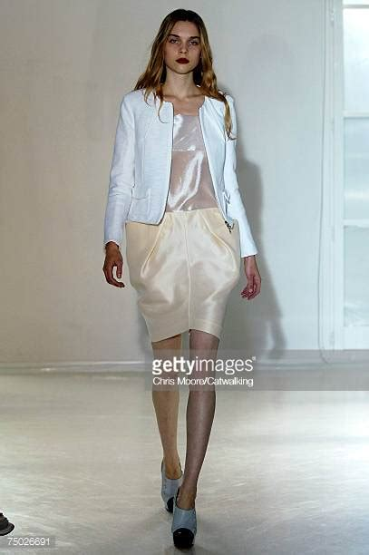 Roland Mourets Catwalk Comeback With Rm by Roland Mouret Fashion Designer Stock Photos And Pictures
