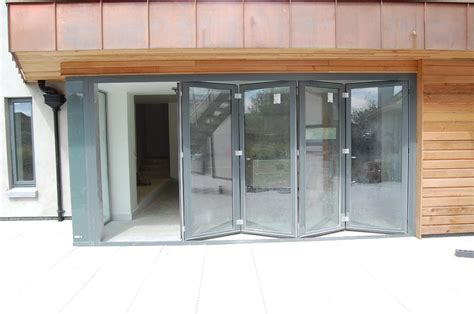 Bi Fold Doors Exterior Exterior Bi Fold Doors Window Masters