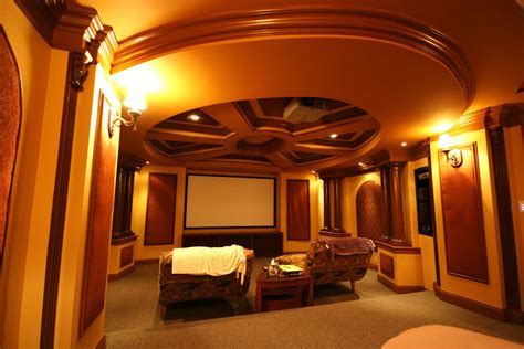 Theater Themed Living Room by Make Your Living Room Theater Design Ideas Amaza Design
