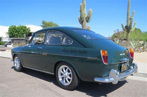 1968 volkswagen for sale 1968 volkswagen type 3 fastback german cars for sale