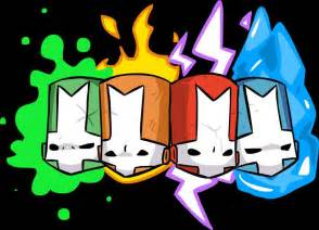 castle crashers favourites by bubu112001 on deviantart