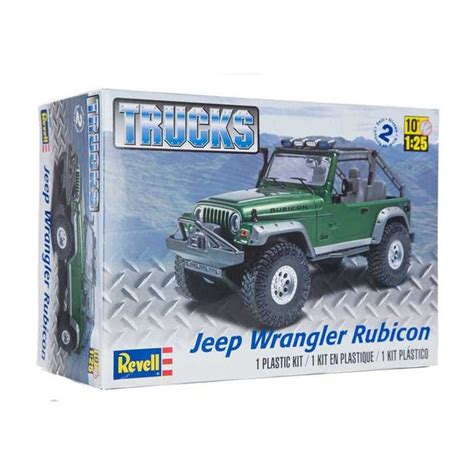 L Kit Hobby Lobby by Jeep Wrangler Rubicon Model Kit Hobby Lobby Gentlemint