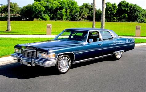 1976 Cadillac Fleetwood Talisman For Sale by 1976 Cadillac Fleetwood Talisman For Sale 94894 Mcg