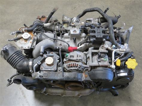 subaru impreza turbo engine jdm ej20 turbo subaru impreza wrx engine longblock ej205