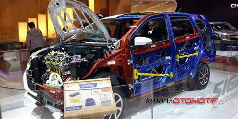 Tv Mobil Sigra daihatsu buktikan bodi sigra bukan kaleng kompas