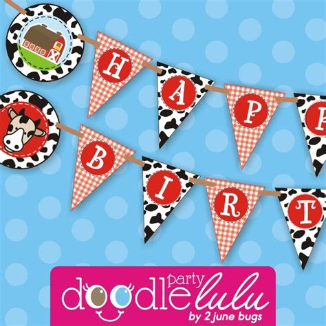 printable farm party decorations 49 best images about barnyard bash farm party ideas on