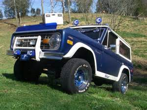 76 Ford Bronco 76 Ford Bronco For My Husband