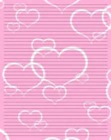 Printable Valentine Writing Paper 8 Best Images Of Valentine Printable Paper Printable
