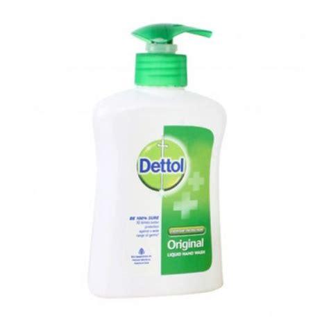 Harga Dettol Wash 250ml by Dettol Wash Original 250ml Soap Wash