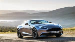 Aston Martin Wall Paper 2015 Aston Martin Vanquish Wallpaper Hd Car Wallpapers