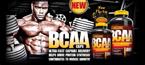 Suplemen Bcaa Mutant 400 Caps buy mutant bcaa caps 2000 mg 400 capsules at luckyvitamin