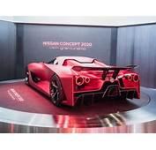 Nissan GTR Concept Gran Turismo  Rear Three Quarters NO