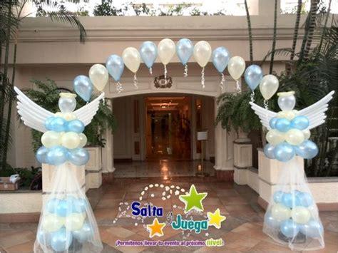 decoraciones de globos para primera comunion mu 241 eca de primera comuni 243 n con globos
