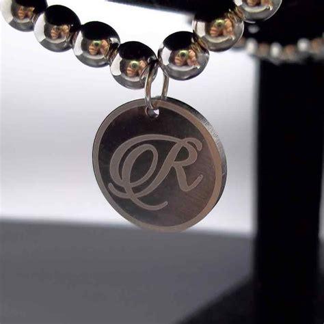 lettere in acciaio charms lettere in acciaio charms lettera r in acciaio