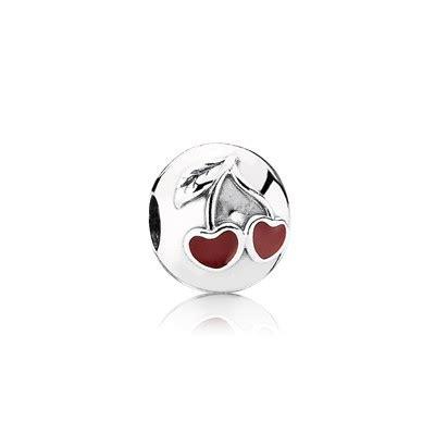 Pandora Cherries Clip Charm P 478 cherries clip 791093en39 charms pandora