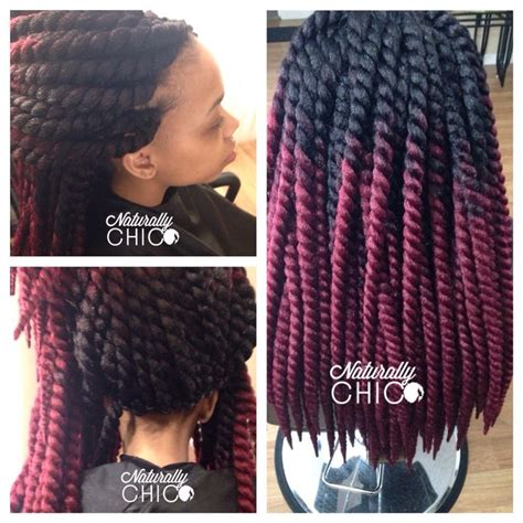 how to pretwist hair crochet havana ombr 233 twist protective styles for natural