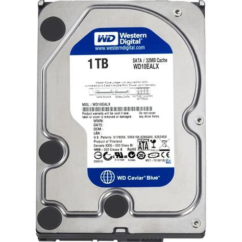 Disk Western Digital 1tb itholix western digital wd blue 1tb drive quot wd10ezex quot
