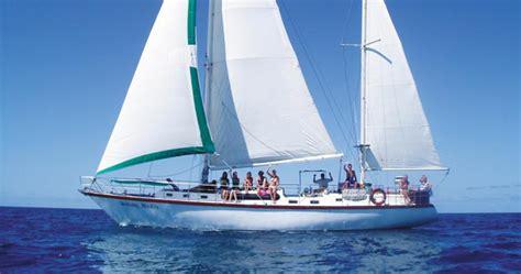 sailing boat whitsundays waltzing matilda whitsundays sailing adventure rtw