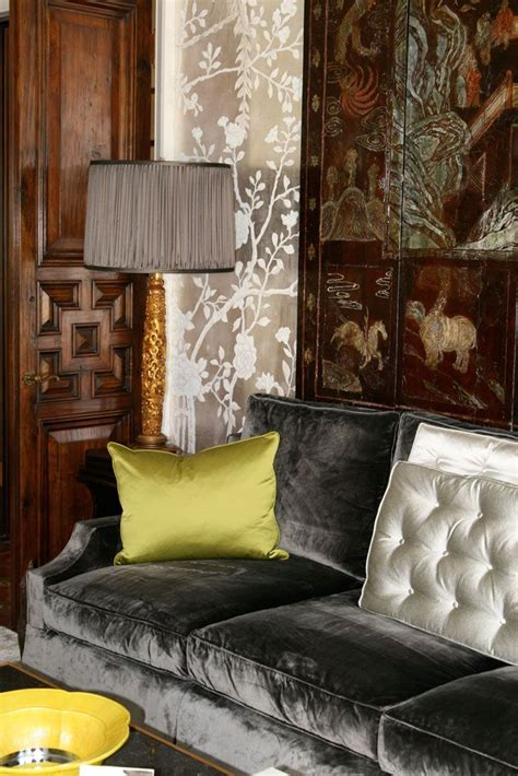 grey velour wallpaper 25 best ideas about grey velvet sofa on pinterest gray