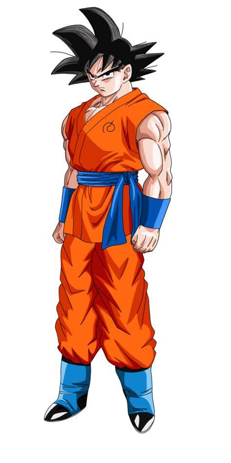 Imagenes De Goku Wiki | son goku dragonballwiki das wiki rund um dragonball