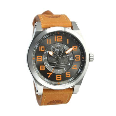 Jam Timberland Black Orange harga timberland jam tangan pria brown orange leather