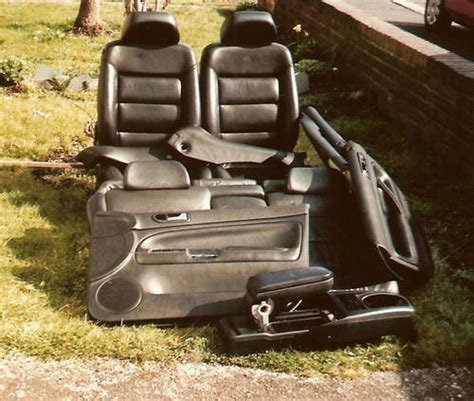 upholstery leather for sale mk4 vw passat b5 full leather interior for sale on car and