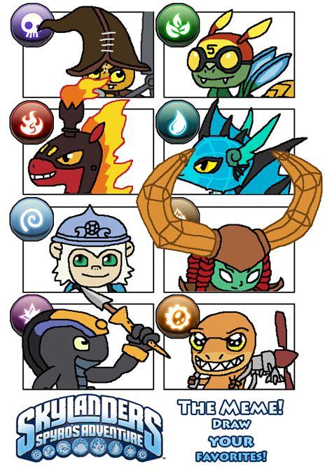 andy cobras trap comic skylanders favorites trap team by joltiklover on deviantart