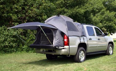 truck bed tents chevy avalanche truck bed tent for cing tailgating and