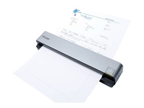 Iris Iriscan Anywhere 3 Scanner 224 Feuilles Portable Scanner De Bureau