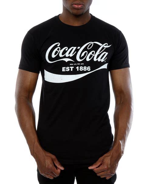 Coca Cola T Shirt coca cola s 86 logo t shirt ebay
