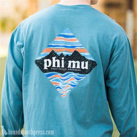 t shirt mu phi mu patagonia sleeve t shirt lovethelab