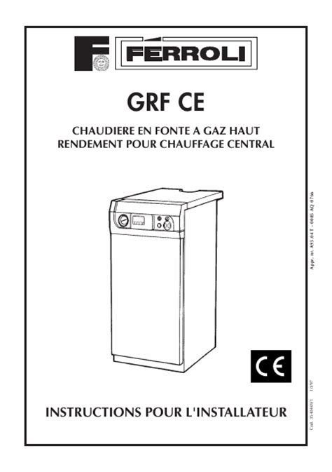 Chaudière à Gaz 3768 by Recherche Ferroli Grbp N Chaudi 195 168 Re Gaz