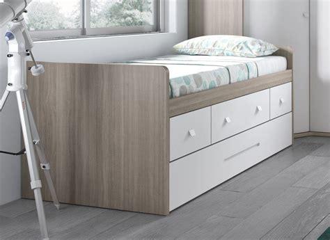 cama nido alta con cajones camas compactas con cama nido compacta con cama nido un