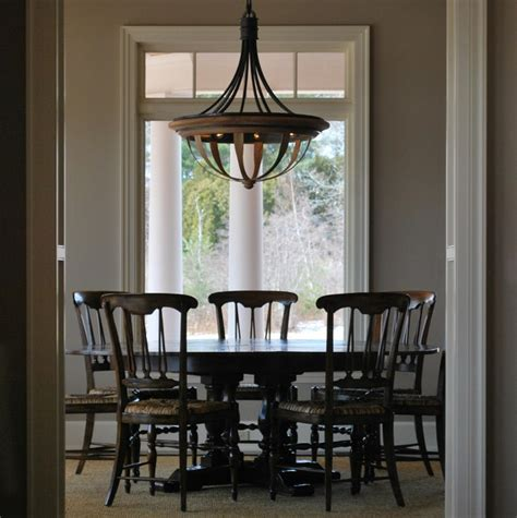 Dining Room Chandeliers With Custom Chandelier Traditional Dining Room Portland