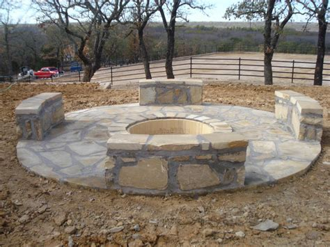 In Ground Fire Pit Risks And Tips Homesfeed In Ground Firepit