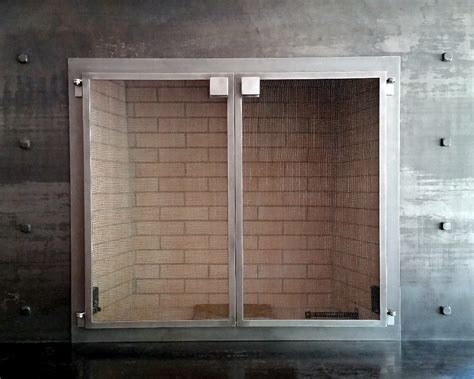Tempered Glass For Fireplace Doors Fireplace Simple Or Decorative Modern Fireplace Screens That You Like It Primebiosolutions