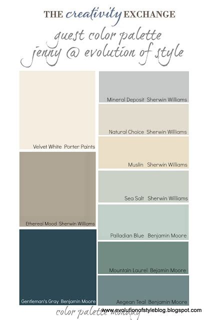 case study how to choose the right color palette for your color case study blue hues evolution of style