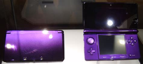 midnight purple 3ds coming to america in may my