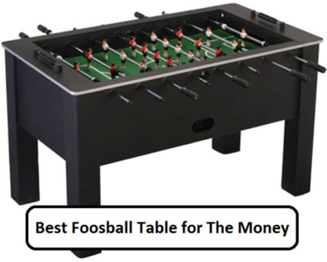 best foosball table which are best foosball tables 500