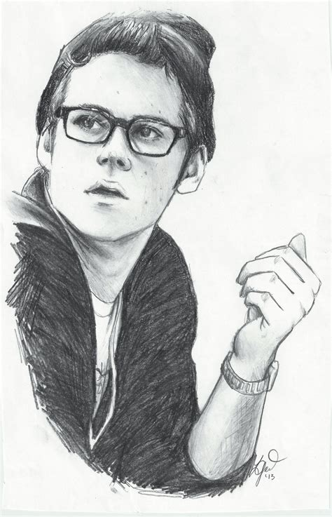 Drawing Sketches O o brien by compoundbreadd on deviantart