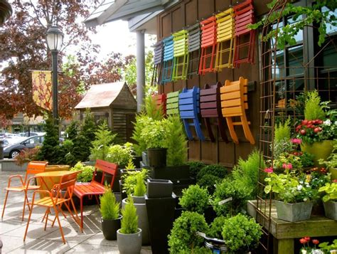 Garden Center Display Ideas 17 Best Images About Pot Display On Gardens Early And Visual Merchandising